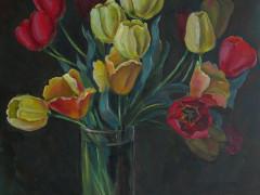 Тюльпани,60Х60,п.олія,2010