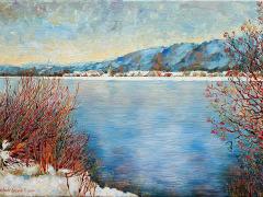 Öl_Donau_im_Winter