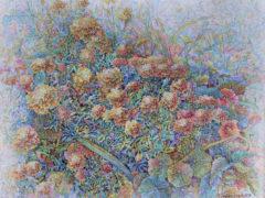 Kateryna Gerlach Flowers 40x50cm_2019